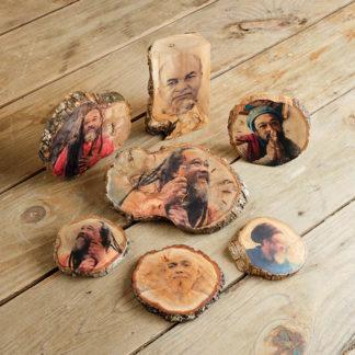 Sahaja Wood Prints